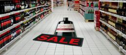 bedruckte Fußmatten Logomatten Werbematten